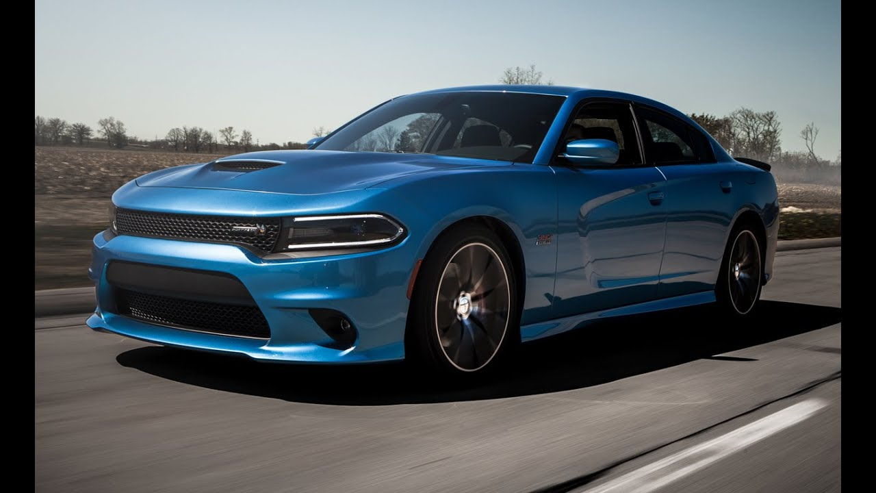 Dodge Charger R/T Scat Pack 2015 Car Review - YouTube