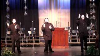 "State Of MIME Ministries: J Moss ""We Must Praise"" MIME"