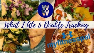 Two Full Days of Eating   Double Tracking!  WW Freestyle