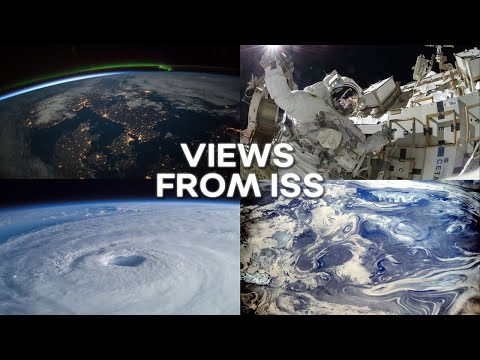 11 Stunning Earth Views From The ISS! (International Space Station)
