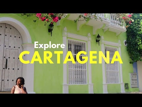 CARTAGENA COLOMBIA VIBES, TIPS, & VIEWS!!