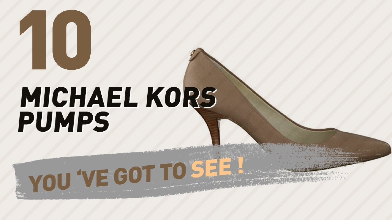 68893aebf6 Michael Kors Pumps, Best Sellers Collection // Women Fashion ...