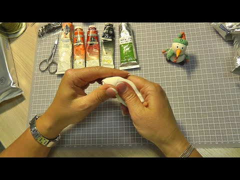 Видеоурок полимерная глина для начинающих