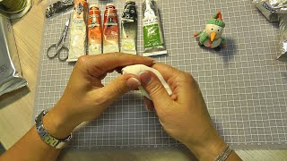 мастер класс по работе с полимерной глиной