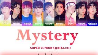 Download 【かなるび/日本語字幕/パート分け】『Mystery』SUPER JUNIOR 슈퍼주니어