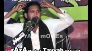 Zakir Habib Raza Jhandvi (Sqay Sakina a.s) 14 March Sohawa Dilloana 2013