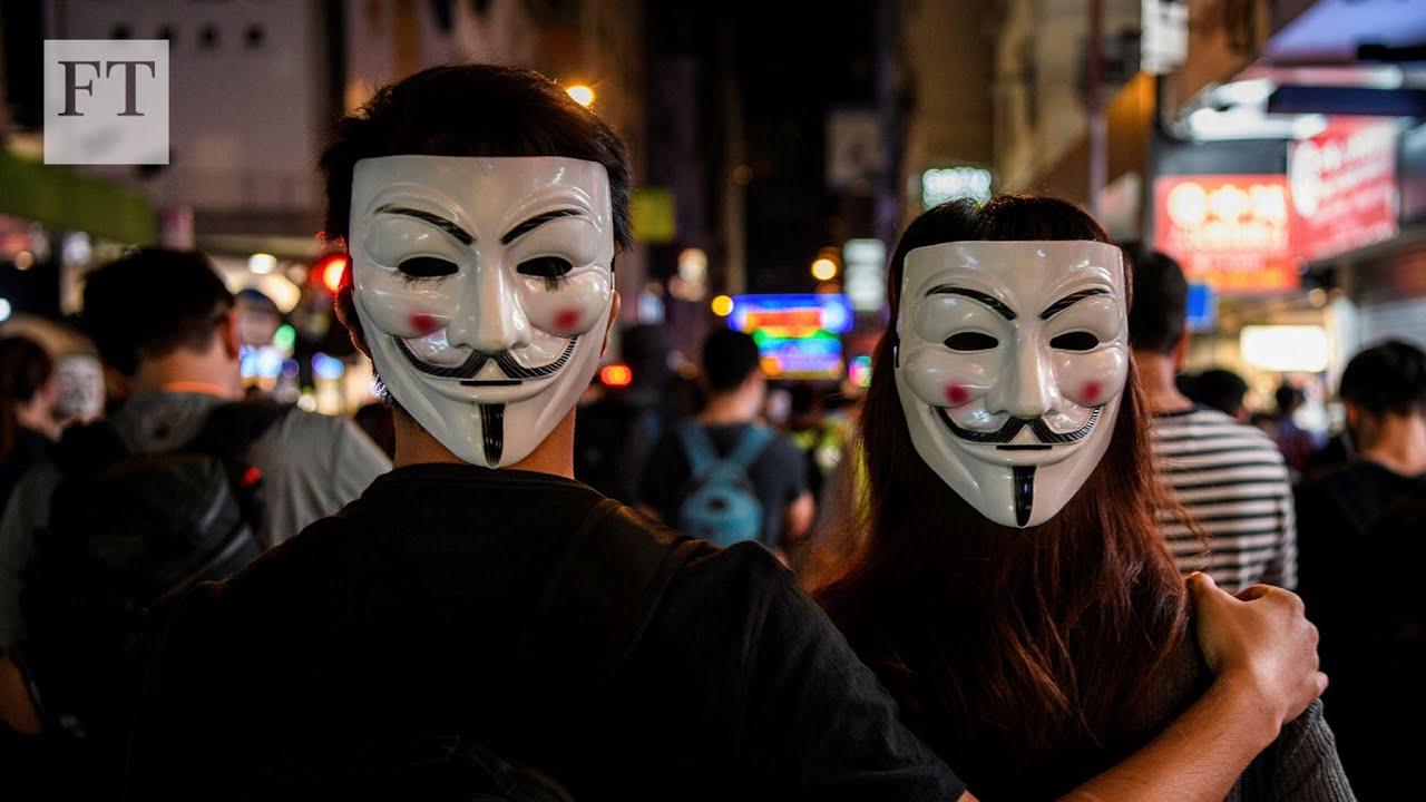 Why Hong Kong has invoked emergency powers to ban face masks | FT