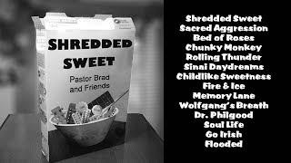 Instrumental Rock / Metal / Shred Guitar Music – Shredded Sweet (Fu...