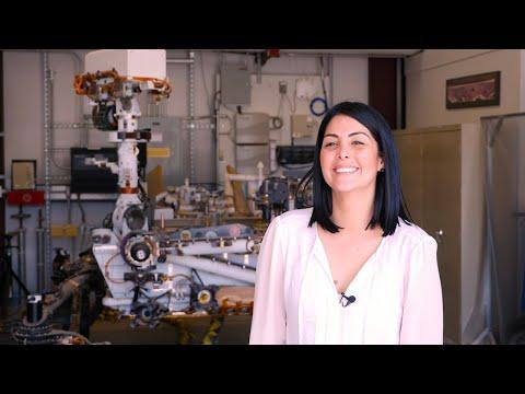 Meet NASA's Diana Trujillo, Mars 2020 Phase Lead, Robotic Arm Science — Behind The Spacecraft — Live