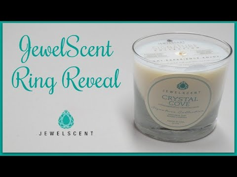 JewelScent Ring Reveal - Crystal Cove Candle!. http://bit.ly/377XsGz