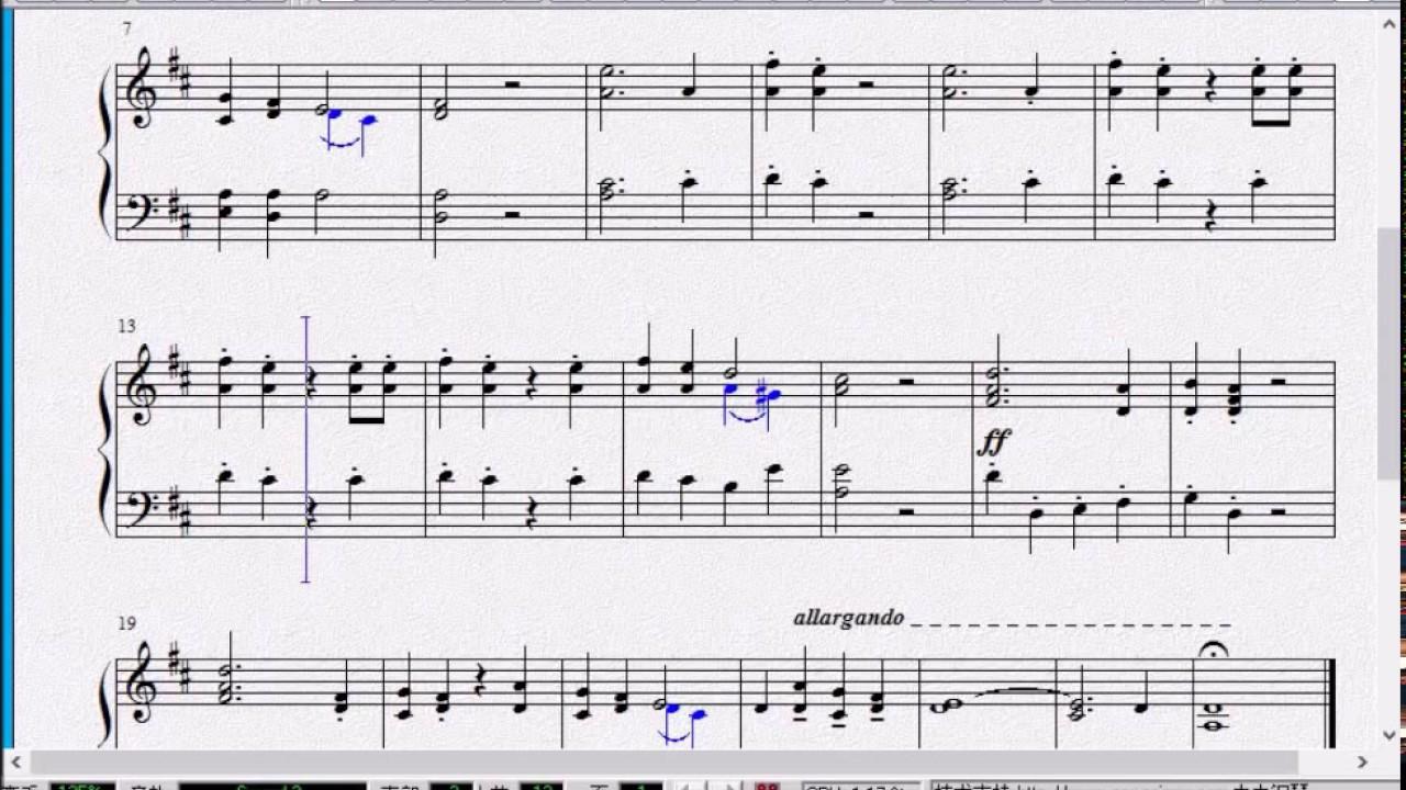 现代钢琴基础教程2_钢琴教学参考视频 《 汤普森现代钢琴教程 第二册》33 哈利路亚 ...