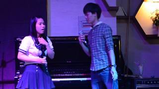 [04/05/2013] Qua đêm nay - Thùy Chi ft Minh Ngô