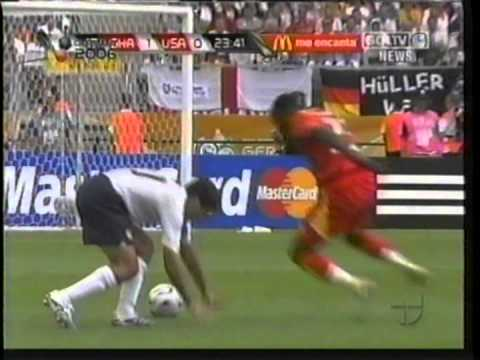 2006 (June 22) Ghana 2-USA 1 (World Cup).mpg