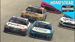 Full iRacing Replay: Dixie Vodka 150 at Homestead-Miami Speedway | Pro Series Invitational