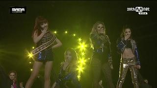 2NE1 | Debut Performance & Last Performance