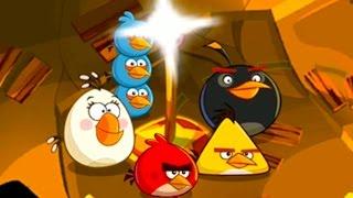 Angry Birds Epic ЗЛЫЕ ПТИЧКИ ЭПИК #35 ИГРА про мультфильм Геймплей Walkthrough #КРУТИЛКИНЫ