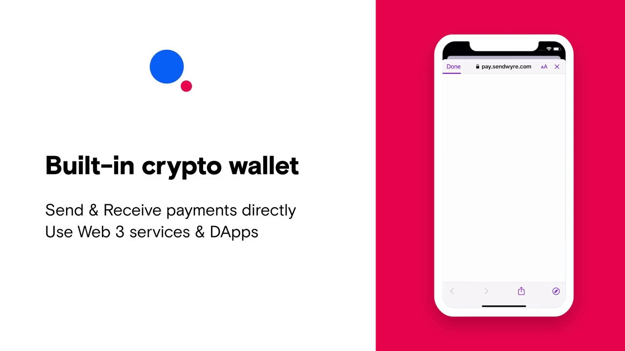 cryptocurrency wallet apple