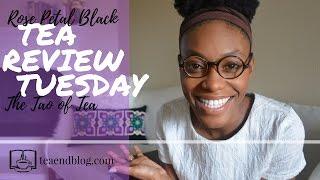 Rose Petal Black | The Tao of Tea