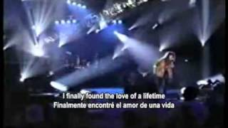 Firehouse  - Love Of A Lifetime (Sub Español)