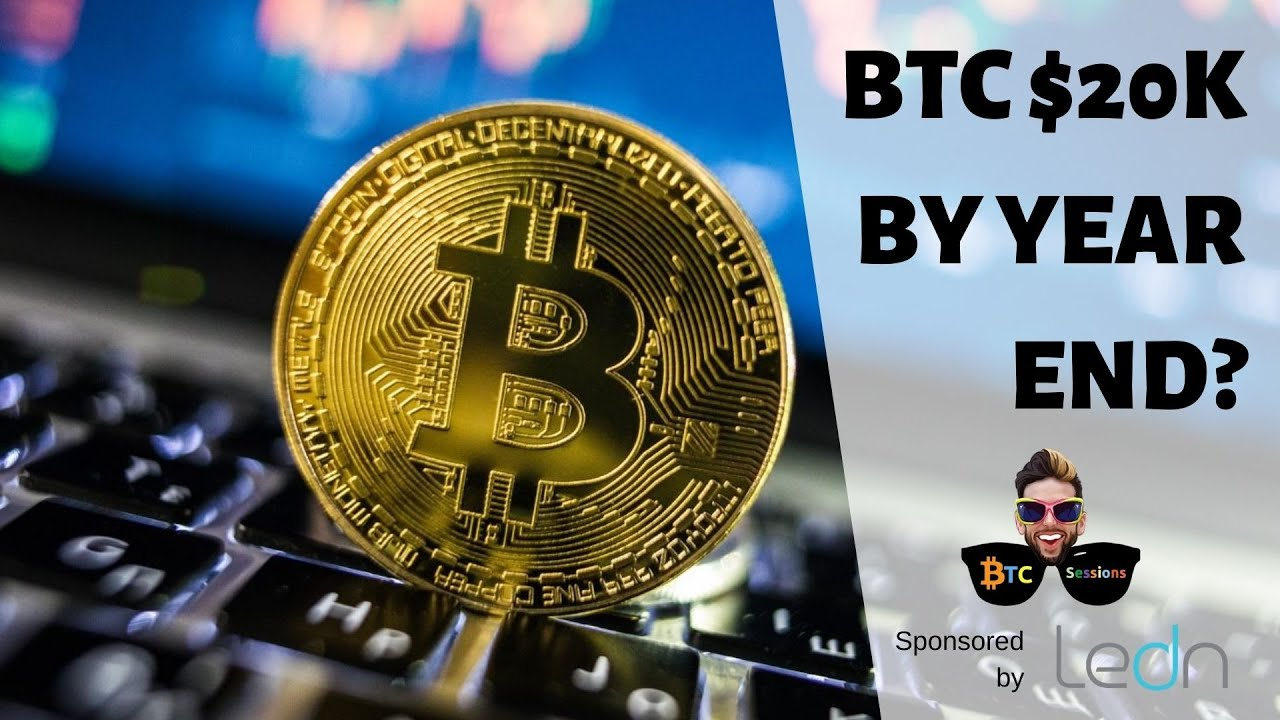BTC Eyes $20K This Year | Ledger Data Hack | Fidelity Bitcoin Thesis
