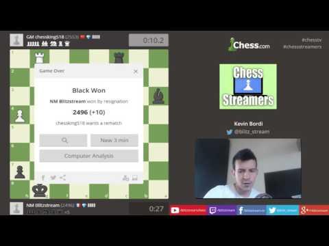 Partie d'échecs commentée en direct #56 2 très bonnes parties contre un Grand-Maître chinois