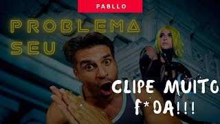portuga reagindo a pabllo vittar problema seu official music video