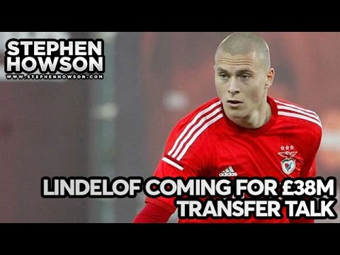 Victor Lindelof £38m January Signing? | Manchester United Transfer Talk