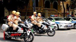 Đảm bảo ANTT cho Lễ Quốc tang Chủ tịch nước Trần Đại Quang | Tin tức | Tin nóng mới nhất | ANTV