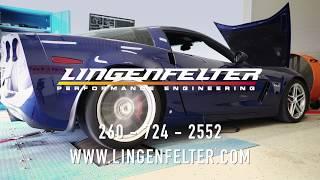 Corvette C6 ZO6 660 HP Package