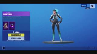 FORTNITE DAILY ITEM SHOP 24.8.19 | NEW SKIN IS HERE!!