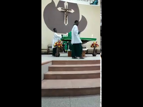 Live Talk By Fr Anthony Agnes - Worthy Reception of the Holy Eucharist (Nima - Accra, 21-02-2017)