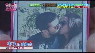 東西の有望女性芸人コンビが京都でガチンコ勝負!外国人観光客が撮った京...