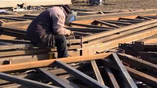 Производство металлоконструкций под фермы Баиндуроff(, 2014-02-22T15:39:43.000Z)
