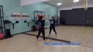 [ECLIPSE] NCT DREAM - We Go Up Dance Tutorial   Prechorus & Chorus