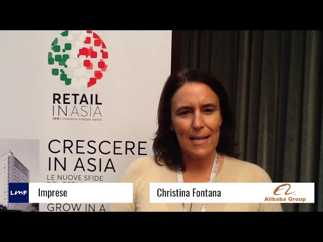 Retail in Asia - Christina Fontana (Alibaba)
