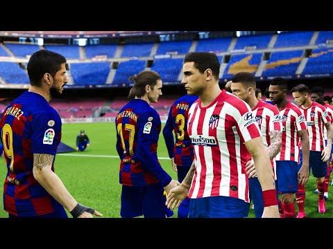 Barcelona Vs Atletico Madrid - La Liga 30/6/2020 Prediction