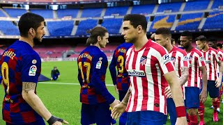 This video is the gameplay of barcelona vs atletico madrid - la liga 30/6/2020 prediction if you want to support on patreon https://www.patreon.com/pesme sug...