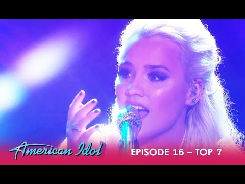 Gabby Barrett: WOWS The Judges With Emotional Performance | American Idol 2018