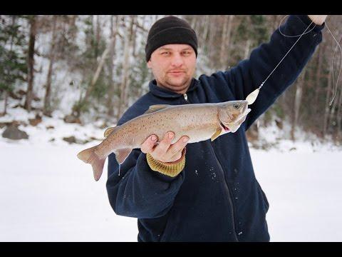 таймень зимняя сказка рыбалка