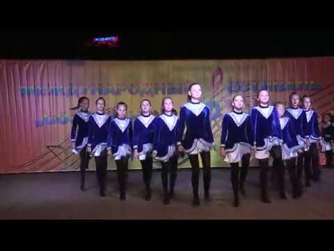 """""""Ирландский танец"""" (анс. """"Территория твоего танца"""", Украина)"""