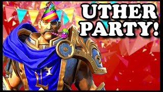 Grubby | Reforged Beta | UTHER PARTY!