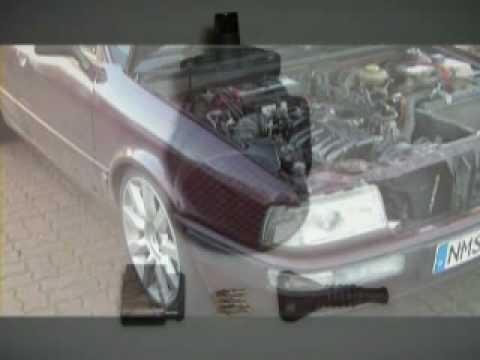 Audi 80 B4 Q 2,3l 10V NG EFI by FLOW-IMPROVER