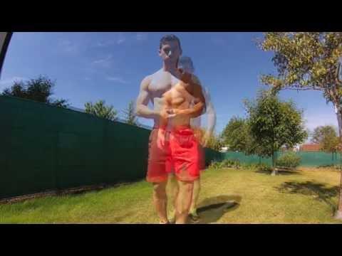 EXERCICES POUR SECHER et SE MUSCLER : CIRCUIT TRAINING POIDS DE CORPS
