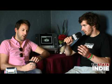 TRI STATE INDIE - SXSW 2011 - TRI STATE LIVE INTERVIEW: DENISON WITMER