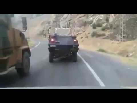 TSK patrol ambushed by PKK (Turkish perspective)