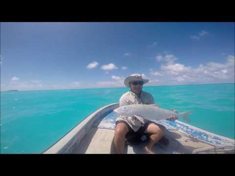 Cook Islands Fishing Video