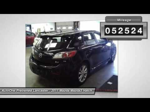 2011 Mazda Mazda3 Lancaster PA 1537 - YouTube