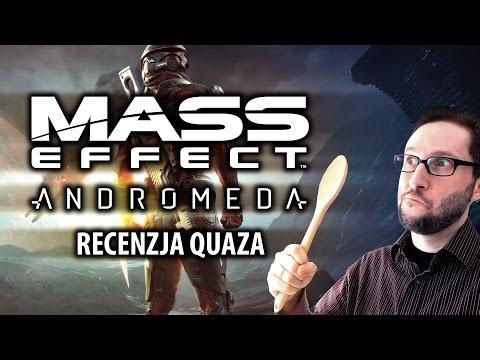 Mass Effect: Andromeda - recenzja quaza