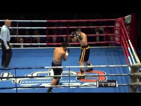 Joseph Parker vs King Afa Tatupu