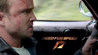 Need for Speed Movie - Расширенный трейлер